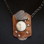 Copper, Silver, Bone and Brass - $200